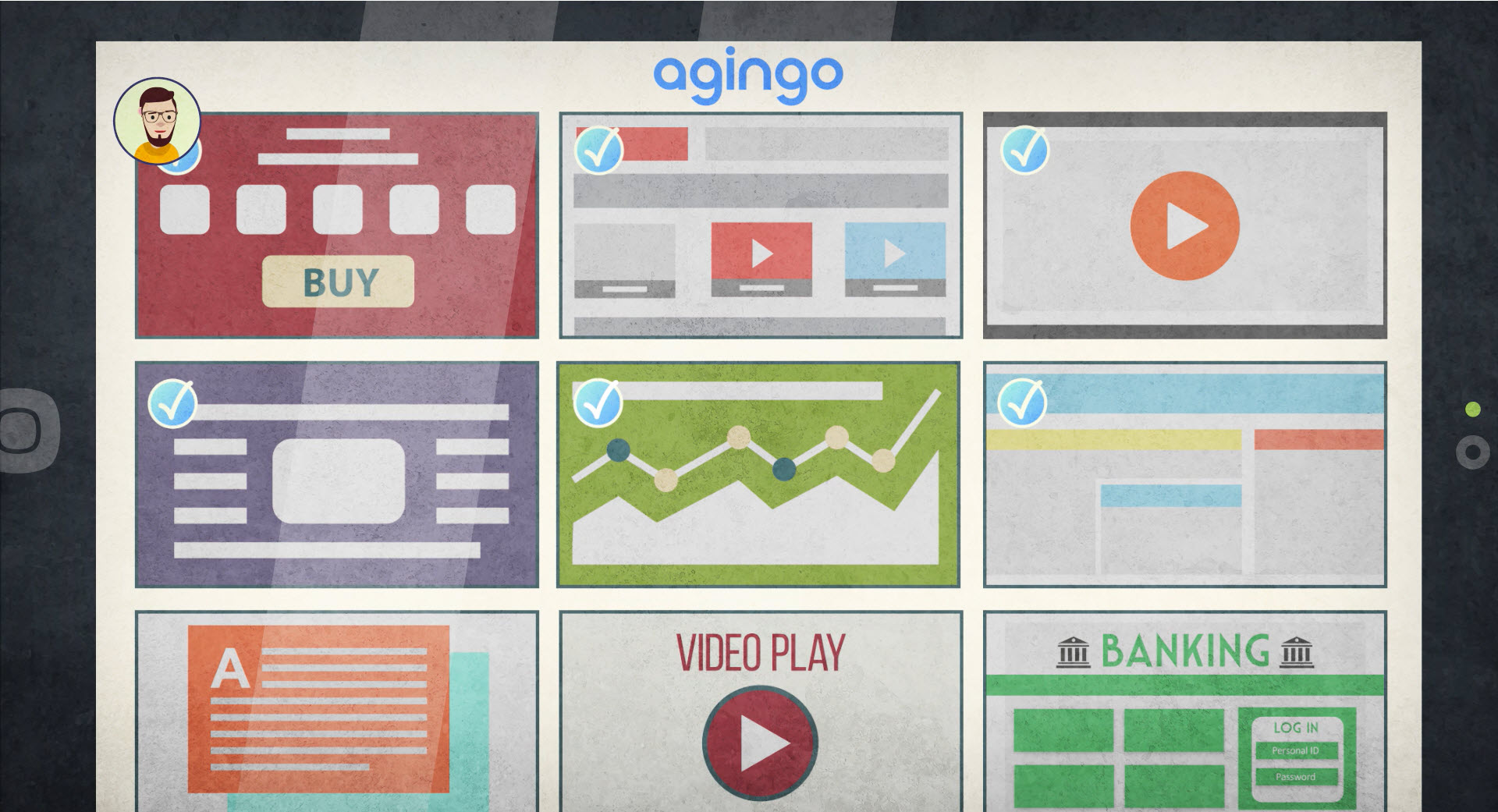 What is Agingo?